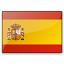 Flag Spain Icon 64x64