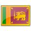 Flag Sri Lanka Icon 64x64