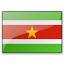 Flag Suriname Icon 64x64