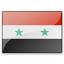 Flag Syria Icon 64x64