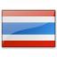 Flag Thailand Icon 64x64
