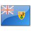 Flag Turks And Caicos Islands Icon 64x64