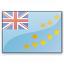 Flag Tuvalu Icon 64x64