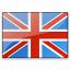 Flag United Kingdom Icon 64x64