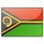 Flag Vanuatu Icon 64x64