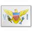 Flag Virgin Islands Icon 64x64