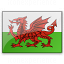 Flag Wales Icon 64x64