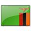 Flag Zambia Icon 64x64