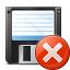 Floppy Disk Error Icon 64x64