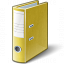 Folder 2 Yellow Icon 64x64