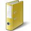 Folder 2 Yellow Icon 64x64