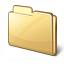 Folder Closed Icon 64x64