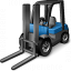 Forklift Icon 64x64