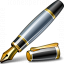 Fountain Pen Icon 64x64
