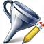 Funnel Edit Icon 64x64