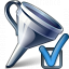 Funnel Preferences Icon 64x64