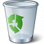 Garbage Empty Icon 64x64