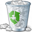 Garbage Full Icon 64x64