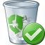 Garbage Ok Icon 64x64