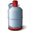 Gas Cylinder Icon 64x64