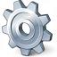 Gear Icon 64x64
