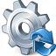 Gear Refresh Icon 64x64
