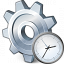Gear Time Icon 64x64