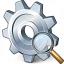 Gear View Icon 64x64