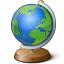 Globe Icon 64x64