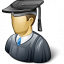 Graduate Icon 64x64