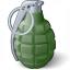 Grenade Icon 64x64