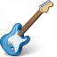 Guitar Icon 64x64