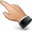Hand Point 4 Icon 64x64