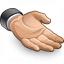 Hand Present Icon 64x64