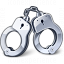 Handcuffs Icon 64x64