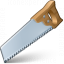 Handsaw Icon 64x64