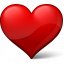Heart Icon 64x64