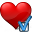 Heart Preferences Icon 64x64