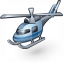 Helicopter Icon 64x64