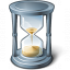 Hourglass Icon 64x64