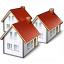 Houses Icon 64x64