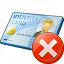 Id Card Error Icon 64x64