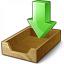Inbox Into Icon 64x64