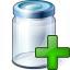 Jar Add Icon 64x64