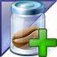 Jar Bean Enterprise Add Icon 64x64