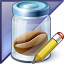 Jar Bean Enterprise Edit Icon 64x64