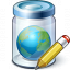 Jar Earth Edit Icon 64x64