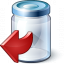 Jar Out Icon 64x64