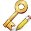 Key Edit Icon 64x64