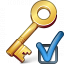 Key Preferences Icon 64x64